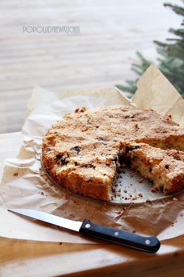 Najprostsze i najlepsze ciasto kokosowe bez mąki
