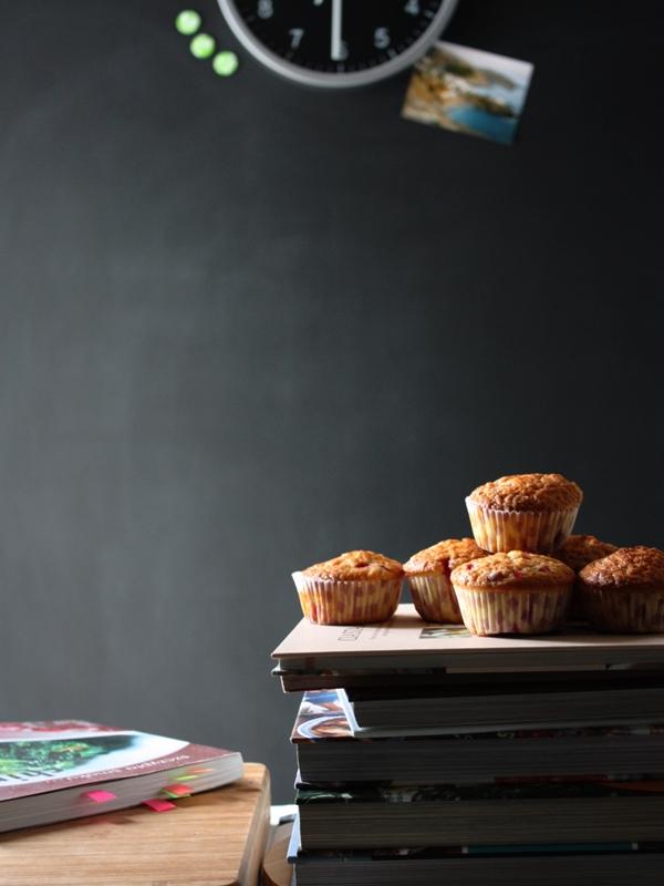 Najlepsze jeszcze ciepłe… muffiny z owocami
