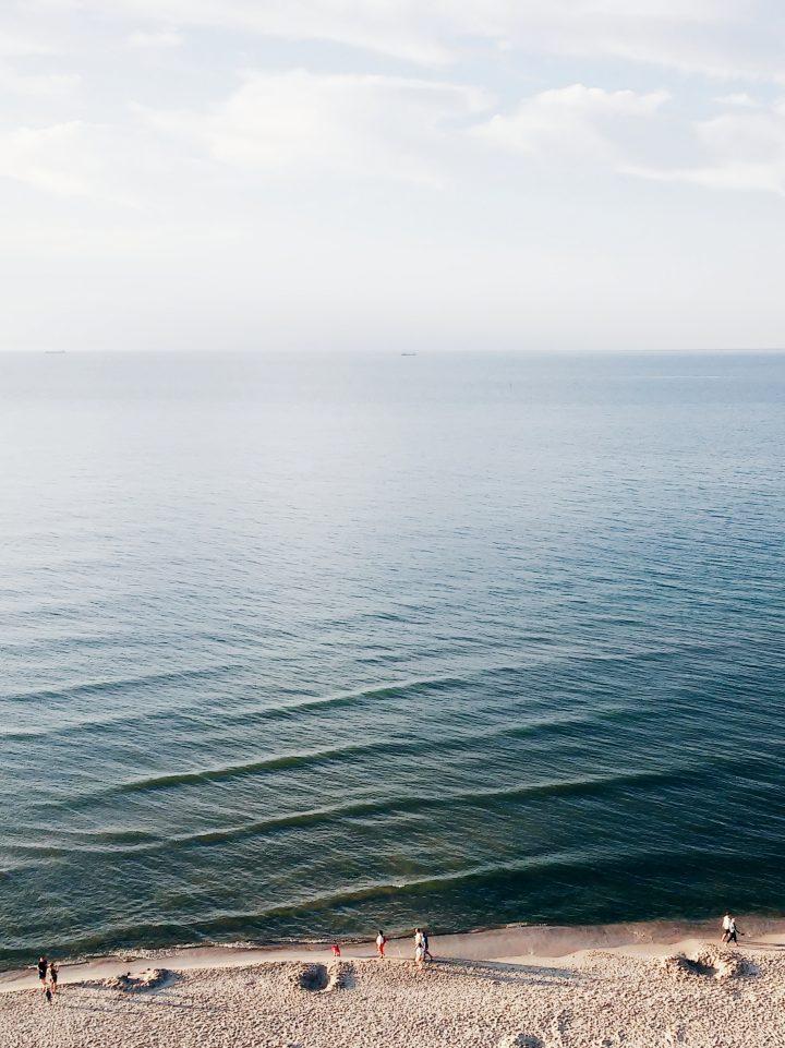 Mali ludzie i morze