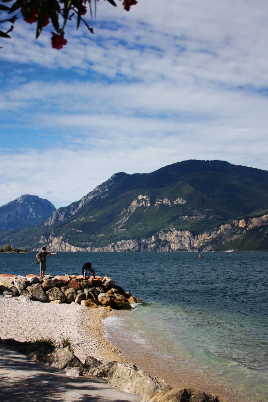 Te wszystkie rzeczy, które możesz robić nad jeziorem Garda we wrześniu
