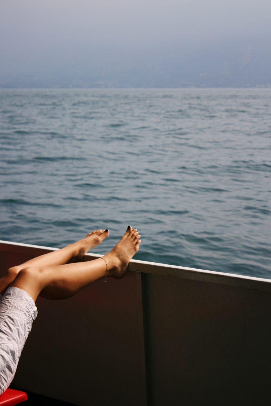 Jezioro Garda – promem do Sirmione