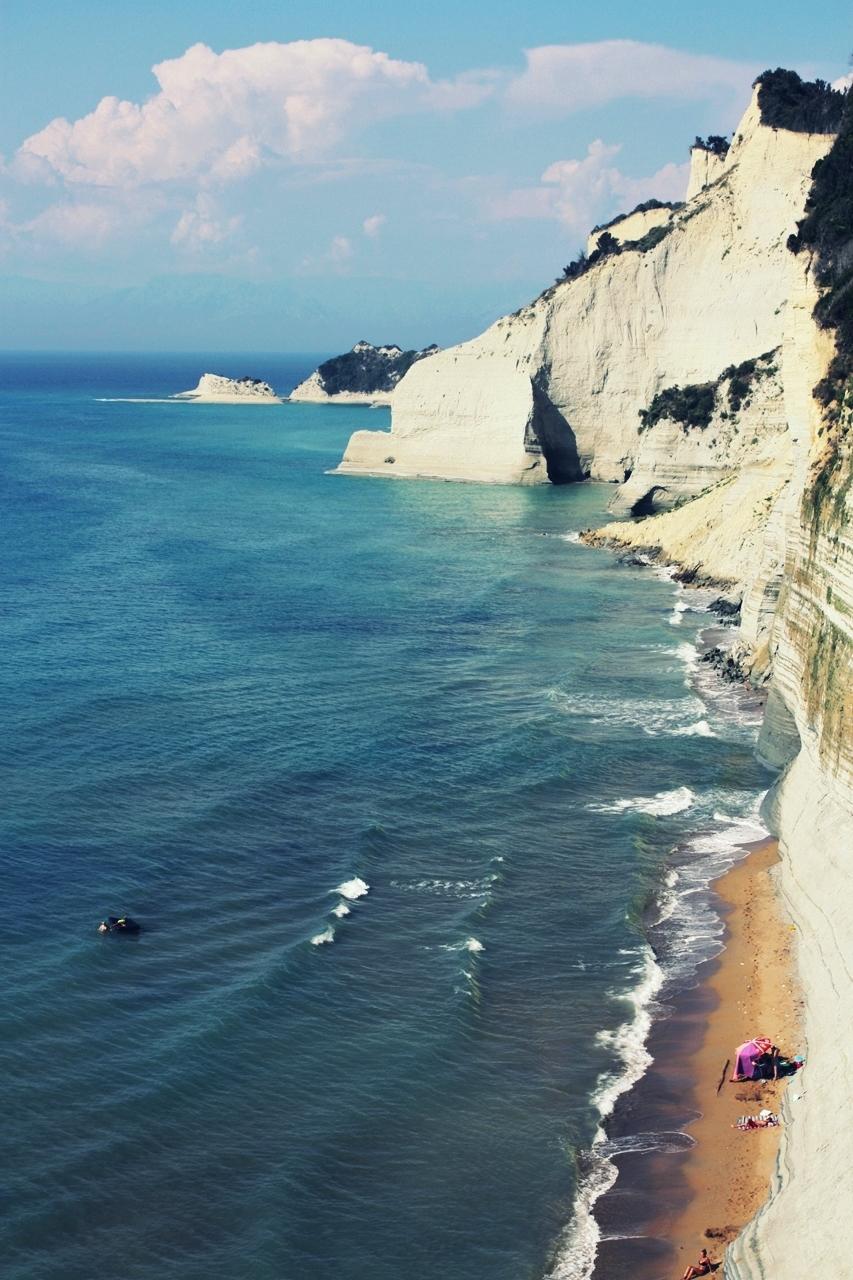 Wyspa o dwóch obliczach. Tydzień na Korfu.