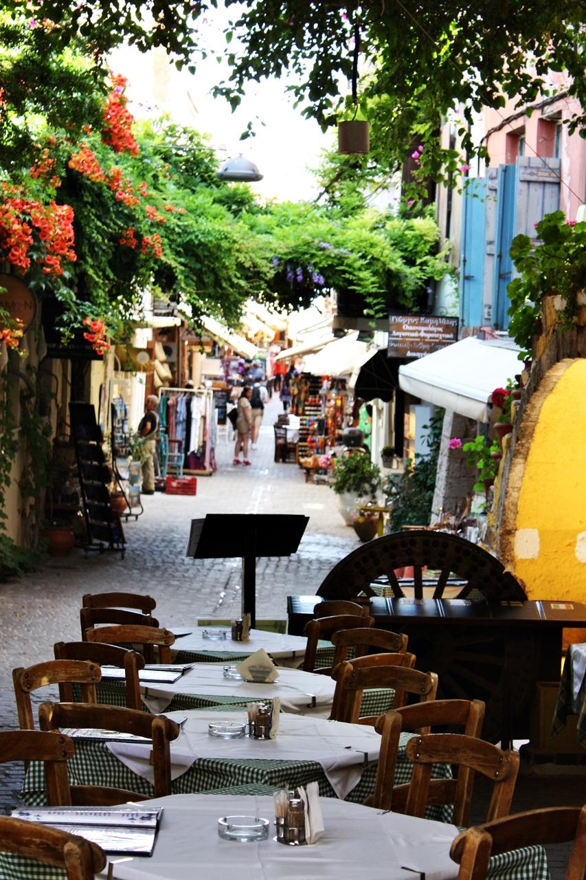 Wspomnienia z Krety